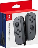 Controller -- Joy-Con (L/R) - Gray (Nintendo Switch)
